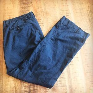 Gap Chino Pants Dark Blue